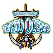 TOKYO OCEANSロゴ